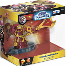 Skylanders Imaginators Sensei Legendary Pit Boss NEW SEALED FAST DISPATCH