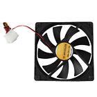 120x120mm Computer Gehäuse Cooler 12V 12CM 120MM PC CPU-Kühlung Quiet Lüfter