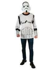 Stormtrooper Mens Star Wars Costume haut, Medium, poitrine 38-40""