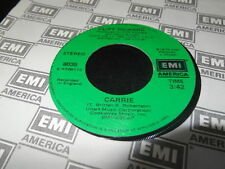 """Cliff Richard Carrie Language of Love 45 MINT 7"""""""