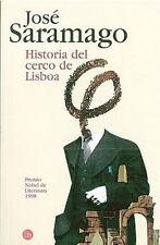 Historia del Cerco de Lisboa by José Saramago (2008, Paperba