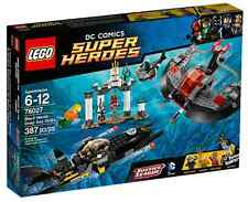 LEGO® DC Comics Super Heroes 76027 Black Manta Deep Sea Strike NEU OVP NEW MISB