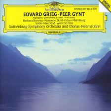Grieg: Peer Gynt [Grieg, Edvard] [1 disc] [028942732520] New CD