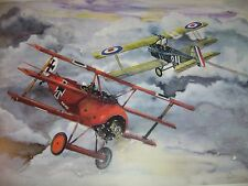 Red Baron Downs Another by Joe Gatti