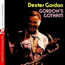 Gordon's Gotham - Dexter Gordon (2013, CD NIEUW) CD-R