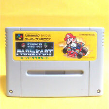 S4 SUPER MARIO KART JAPAN SNES SFC Nintendo Super Famicom Japanese