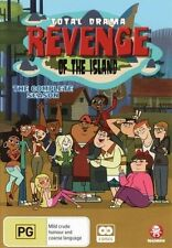Total Drama: Revenge of the Island DVD NEW