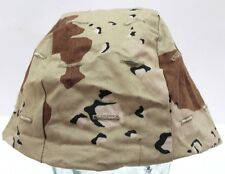 used Desert 6 color camouflage PASGT, MICH  & FRITZ Cover xsmall small each H874