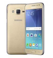 "Samsung India Warranty Samsung Galaxy J2 Duos Dual 8GB 1GB 4.7"" 5MP 2MP Gold"