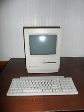 Vintage Macintosh Classic Computer & Keyboard - Model MO420