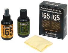JIM Dunlop jd6501 65 Cura del Legno Form KIT jd-6501 - Include panno di cotone