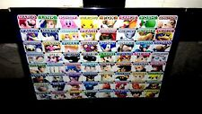 "Nintendo Gamecube Super Smash Bros Melee   Wall Poster 8.5""x11""  Game Decor #2"