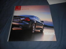 2004 Pontiac Grand Prix Color Brochure Prospekt