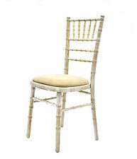 New Limewash Chiavari Chairs, Limewash wedding chairs, Lime Wash Banquet Chairs