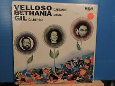 Velloso,Bethania, Gil -Self Titled.plus Free UK Post