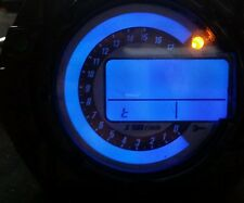 BLUE KAWASAKI Z1000 03-06 LED CLOCK KIT LIGHTENUPGRADE