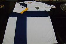 Fantasy old white Jersey t-shirt Boca juniors  Argentina  2012 -2103