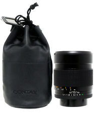 Contax Distagon 35mm F1.4 T* MMJ Lens. Case, Filter For Contax C/Y