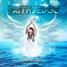 FAITHSEDGE - Restoration - CD DIGIPACK