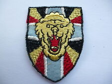 BELGIUM 3RD PARACHUTE BRIGADE ARM PATCH.