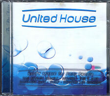 UNITED HOUSE - HAPPY MUSIC FOR PARTY PEOPLE - CD COMPILATION