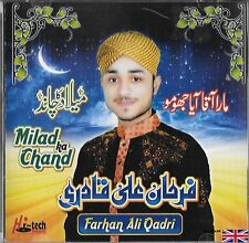 MILAD KA CHAND - MUHAMMAD FARHAN ALI QADRI VOL. 14 - NEW NAAT CD - FREE UK POST