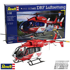 Airbus Helicopters EC145 D - 1/32 Revell Military Helicopter Model Kit #4897 NEW