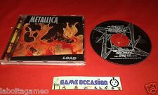 METALLICA LOAD CD MUSIC ORIGINAL
