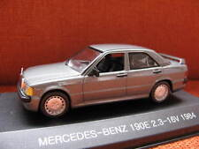 1/43 Mercedes Benz 190E 2.3 16V (1984) diecast