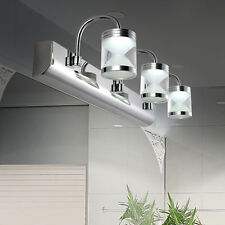3*3W LED Modern Acrylic Bathroom Mirror Front Light Lamp Wall Mounted