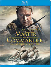 Master and Commander: The Far Side of the World (Blu-ray Disc, 2008)