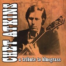 Tribute to Bluegrass by Chet Atkins (CD, Jul-2002, BMG Special Products)