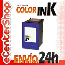 Cartucho Tinta Color HP 57XL Reman HP Deskjet 5150 24H