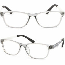 Light Full Rim Frames Plastic Front Metal Arms Prescription Glasses Transitional