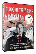 Blood of the Virgins (DVD, 2014) 1967-Vampire-Argentina-Swinging-Sixties-Spanish