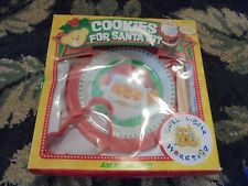 Cookies for Santa Build-a-Bear Workshops christmas holidays kids toy baking