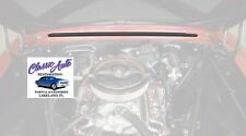 1962-67 CHEVY II NOVA HOOD TO COWL WEATHERSTRIP SEAL W CLIPS T2-1585