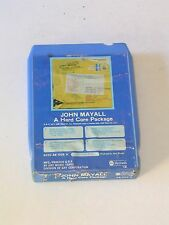 JOHN MAYALL Vintage Classic Rock 8 Track Tape A HARD CORE PACKAGE