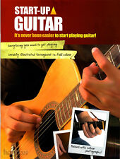 Start Up Guitar Learn How to Play Tutor Method Teach Yourself Book