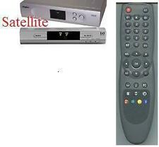 remote silvercrest SL65-12 portable satellite reciever