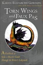 Torn Wings and Faux Pas: A Flashbook of Style, a Beastly Guide Through the Write