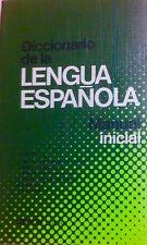 Diccionario de la lengua española Manual Inicial