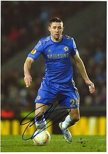 GARY CAHILL - Signed 12x8 Photograph - CHELSEA