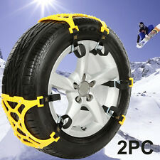 Hot 1PCS Easy Installation Simple Truck Car Snow Chain Tire Chain Anti-skid Belt