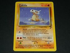 Pokemon Base Set 2 COMMON Cubone 70/130 - NM/M Condition