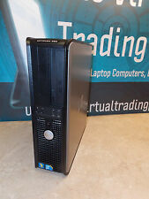 Dell Optiplex 380 SFF Computer Core 2 Duo 2.93 Ghz 4GB Ram 160GB HD Radeon 2400