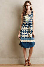 NWT SZ 12 ANTHROPOLOGIE CASTALIA DRESS BY MAEVE REVIEWER FAVORITE!
