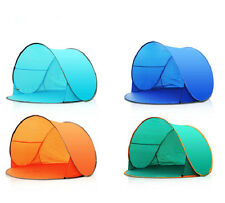 1-2 Person Outdoor Quick-Open Hiking Tent  Portable Camping  Shelter Pop-Up