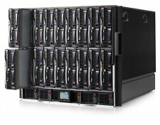 HP C7000 Enclosure 16x BL460C Blade servers, 128 x 2.66GHz CPU Cores, 256GB RAM