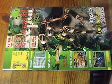 4µ? Revue Reptil Mag n°9 Animaux venimeux Mygale Serpent ratier